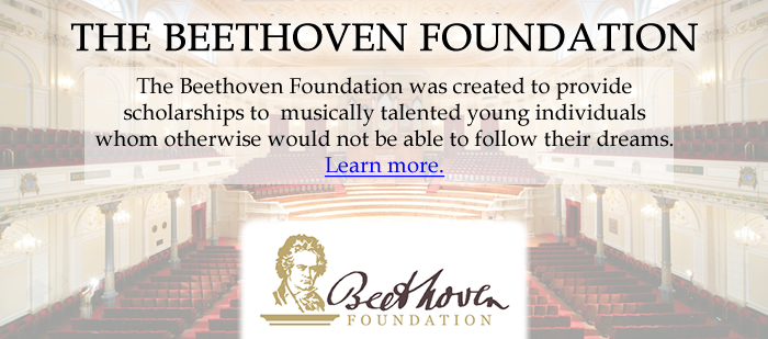 About The Beethoven Foundation